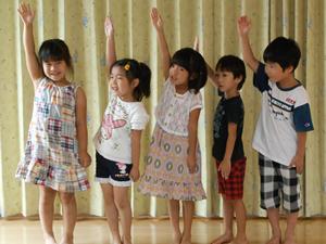 鹿児島市松青こども園の取り組み 安全教育