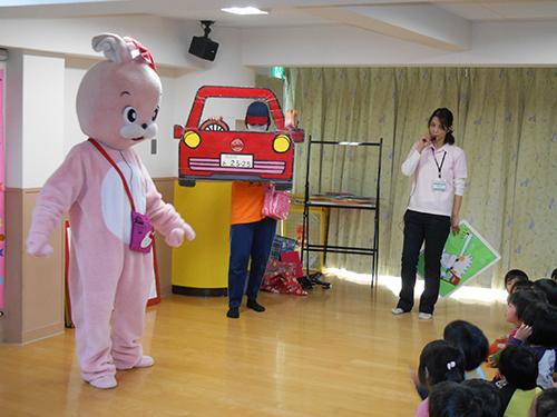 交通安全教室(以上児)