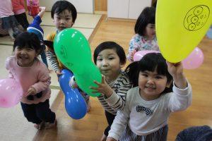 今日のき組さん★(2歳児)