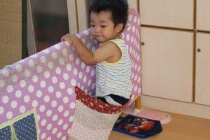 今日のあか組さん(1歳児)☆