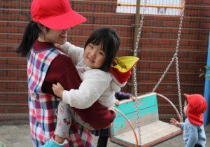 今日のあか組さん(1歳児)♡